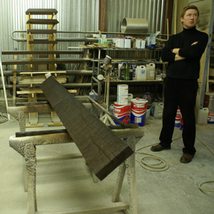 Production of wooden products